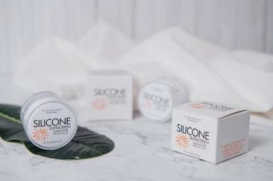 Silicone sunscreen